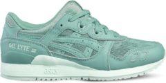 Groene Lage Sneakers Asics Asics Gel-Lyte III H756L-8788