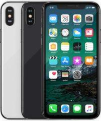 Grijze Apple Refurbished IPhone X | 64 GB | Space Gray | Licht gebruikt | 2 jaar garantie | Refurbished Certificaat | leapp