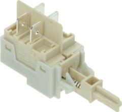 Beko Tastenschalter 1-fach (Ein/Aus) für Waschmaschinen 2201920500