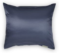 Beauty Pillow - Satijnen Kussensloop - Galaxy Blue - 60 x 70 cm