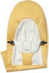 BabyBjörn BABYBJÖRN Stoffen Zitting voor Wipstoel Balance Soft - Geel-Grijs Cotton Jersey