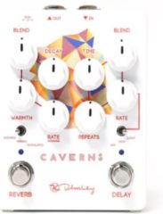 Keeley Caverns Delay Reverb V2 effectpedaal