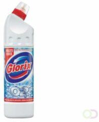 Toiletreiniger Glorix zonder bleekmiddel 750ml