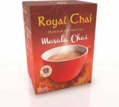Royal Chai Royalchai Masala, ongezoet. Per 4 doosjes (a 10 sachets)