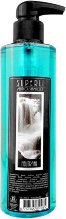 Afbeelding van Superli - Menthol Shampoo - Neutraal - 250 ml