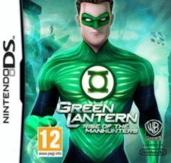 Groene Warner Bros Home Entertainment Green Lantern, Rise Of The Manhunters Nds