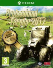 UIG Entertainment Professional Farmer 2017 Gold Edition - Xbox One