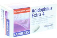 Lamberts Acidophilus Extra 4 30 Capsules