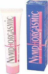 RUF Nymphorgasmic Stimulerende Crème 15 ML - Transparant - Drogist - Voor Haar - Drogisterij - Cremes