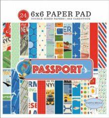 Carta B Paperpad 6 x 6 inch Passport