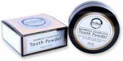 Zwarte 4X SmileKit Whitening Teethpowder   Charcoal tandenbleker   tanden witten   100% natuurlijk  40 g   tandbleek poeder tandbleekpoeder   tanden bleken
