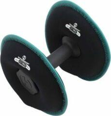 Hyperwear SoftBell Dumbbell - 4 kg groen