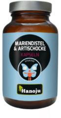 Hanoju Artisjok 200 mg and mariadistel 200 Capsules