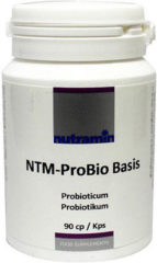 Nutramin NTM Probio Basis - 90 Capsules - Voedingssupplement - Probiotica