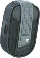 Zwarte Topeak Tri-Backup tasje voor binnenbanden - Zadeltassen