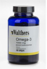 Walthers Omega-3 1000mg Capsules 100st