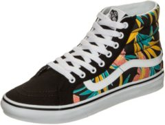 Vans Sk8-Hi Slim Tropical Leaves Sneaker Damen