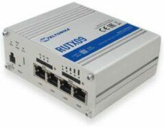 Teltonika RUTX09 bedrade router Ethernet LAN Aluminium