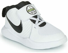 Witte Basketbalschoenen Nike TEAM HUSTLE D 9 TD