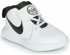 Witte Basketbalschoenen Nike TEAM HUSTLE D 9 TD