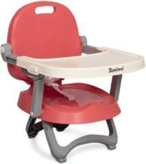 Roze Baninni Sopra Stoelverhoger - Booster Seat met eetblad Pink