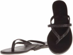 Inuovo sandalen - maat 40 - dames - zwart - leder