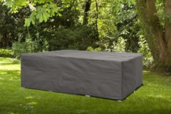 Grijze AllSeasons covers Beschermhoes - Loungeset - Medium - 240x180x75