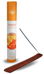 Groene Greentree® Green Tree Happiness Incense with Incenseburner