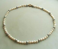 Gele Christian 14 karaat wit gouden oorringen met diamanten