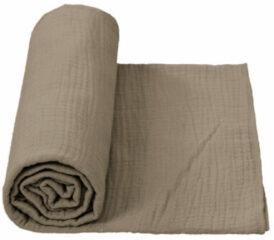 Cottonbaby Multidoek Cottonsoft XL 120x120 taupe