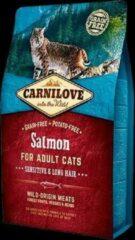 Carnilove Zalm Sensitive & Long Hair 400g