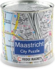 City Puzzle Maastricht - Puzzel - Magnetisch - 100 puzzelstukjes
