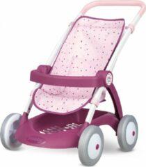 Smoby - Baby Nurse - Chuli Pop Stroller (I-7254003)