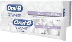 Oral-B 3D White Luxe Parel Glans - 75 ml - Tandpasta