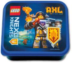 LEGO Broodtrommel - Met Nexo Knights Print - Kunststof