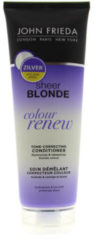 John Frieda Colour renew tone correcting zilver conditioner 250 Milliliter