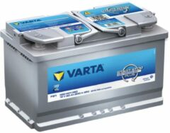 Varta Start-Stop Silver Dynamic AGM 580 901 080 F21 12V 80 Ah 800A/EN Start Accu 4016987144510