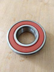 Zwarte Lagermarkt Lager NTN 6205 LU Inwendige diam.: 25 mm Uitwendige diam.: 52 mm Breedte: 15 mm