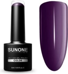 SUNONE UV/LED Hybrid Gel Paarse Nagellak 5ml. - F11 Fia