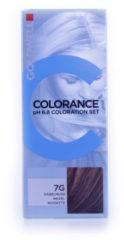 Goldwell - Colorance - pH 6.8 Coloration Set - 7G Hazel