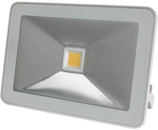 Afbeelding van Universeel Design Led-schijnwerper - 50 W, Warmwit - Wit