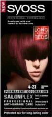 SYOSS Color baseline 4-23 Marsala Red Haarverf - 1 stuk