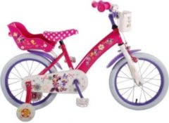 16 Zoll Kinderfahrrad Volare Disney Minnie Bow-Tique