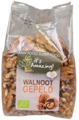 Its Amazing It's Amazing Gepelde walnoten bio 300 Gram