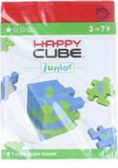 Happy Cube Junior Puzzel Rood