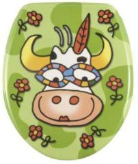 WENKO WC-Sitz Crazy Cow