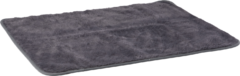 Antraciet-grijze Adori Hondendeken Basic - Grijs - 90 x 55 cm