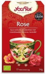 Yogi Tea Tao Rose (17st)