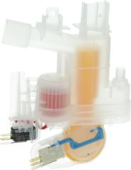 KUEPPERSBUSCH Wasserstandsreglergehäuse kpl. (mit Wasserstandsregler, mit 2 Mikro-/Niveauschaltern) für Geschirrspüler 263186, 00263186