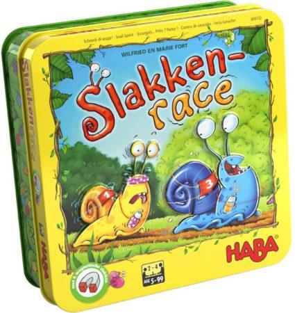 Afbeelding van Gele Haba bordspel Slakkenrace 30-delig NL